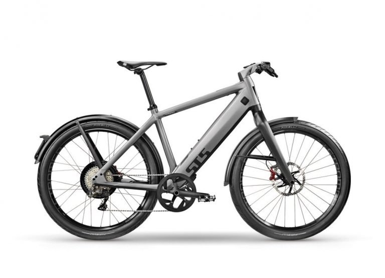 Stromer ST5 Ebike with connectivity
